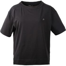 DIDRIKSONS Hermine T-shirt Dame black